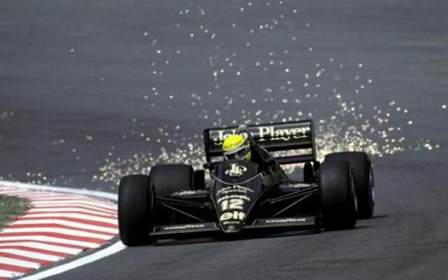 El equipo Lotus F1 acelera hacia el campeonato del mundo con EMC