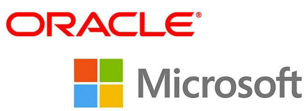 oracle Microsoft