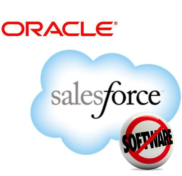 Salesforce.com y Oracle anuncian una alianza estratégica