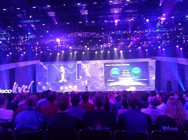 Rob Lloyd, desvela en su keynote el modelo de la infraestructura TIC del futuro