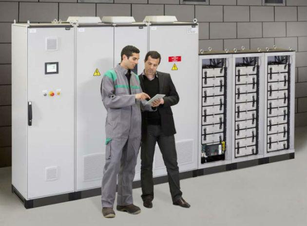 Schneider Electric y Saft suministrarán energía a sistemas de almacenamiento