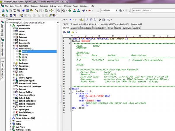 ell Software mejora la 'inteligencia conectada' con una nueva versión de Toad para Oracle y el rediseño de la comunidad Toad World