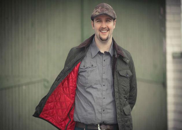 Dimite Tristan O'Tierney, uno de los fundadores de Square