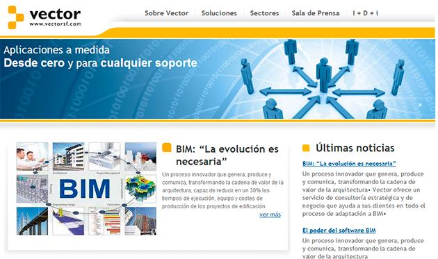 Vector, empresa española del sector TI, generará 1.500 puestos de trabajo hasta 2015