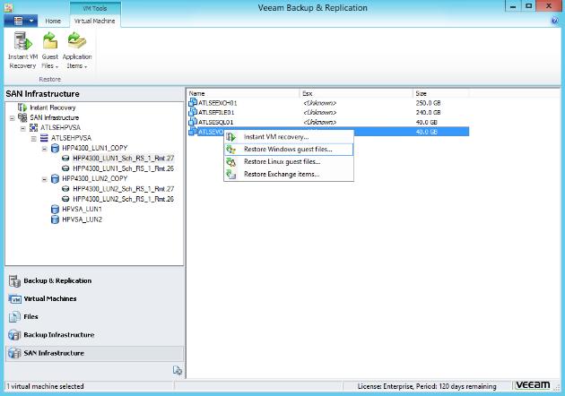Veeam Backup & Replication v6.5