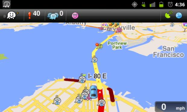 Google está más cerca de comprar Waze