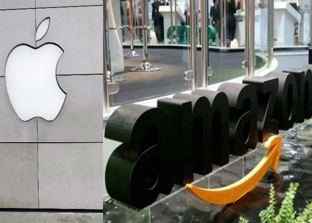 "Apple da por terminado su conflicto legal con Amazon por el término ""app store"""