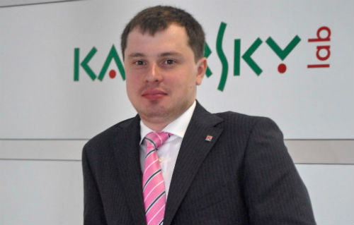 Alexander Moiseev, nuevo director general de Kaspersky Lab Europa