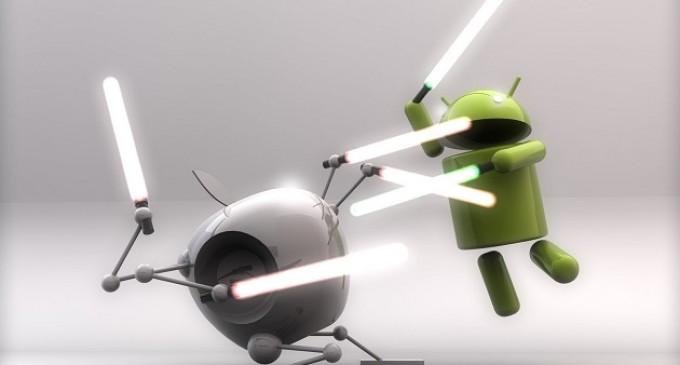 Android lidera de nuevo el mercado móvil de Estados Unidos