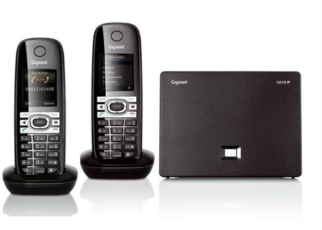 Gigaset C610 IP pone la telefonía VoIP al alcance de cualquiera