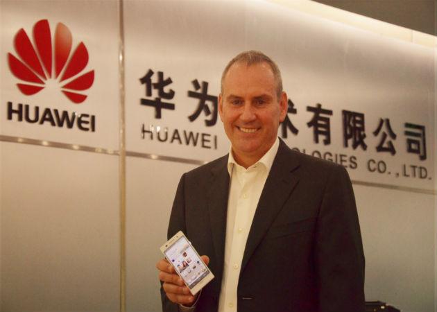 El ex jefe de ventas de Nokia fichado por Huawei