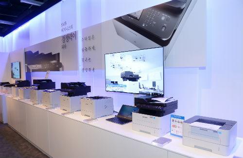 Impresora Samsung con NFC