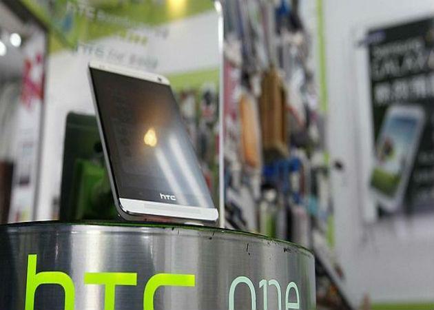 Las acciones de HTC caen a su nivel más bajo desde noviembre de 2005