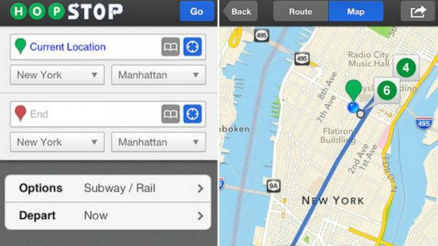Apple sigue invirtiendo en la mejora de sus mapas y compra HopStop