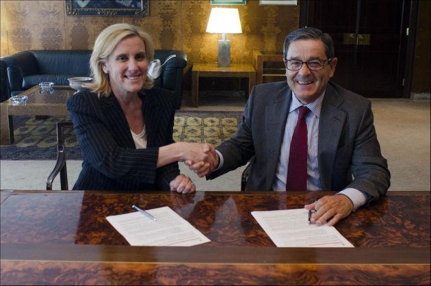 Kutxabank firma un acuerdo estratégico con IBM para transformar su área de infraestructuras de la información