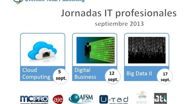 Jornadas tecnológicas TPnet en septiembre ¡no te las pierdas!