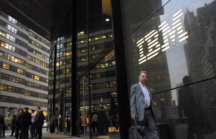IBM pierde dinero, pero muestra un gran rendimiento en dos divisiones
