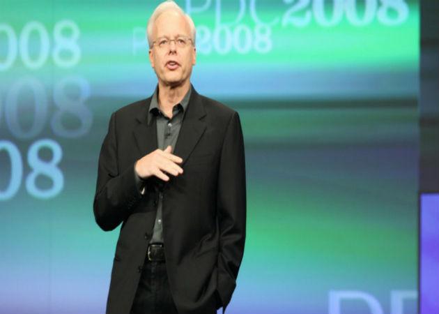 HP nombra a Raymond Ozzie nuevo directivo