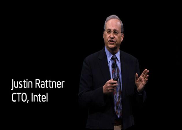 Intel anuncia la marcha de Justin Rattner, CTO de la compañía