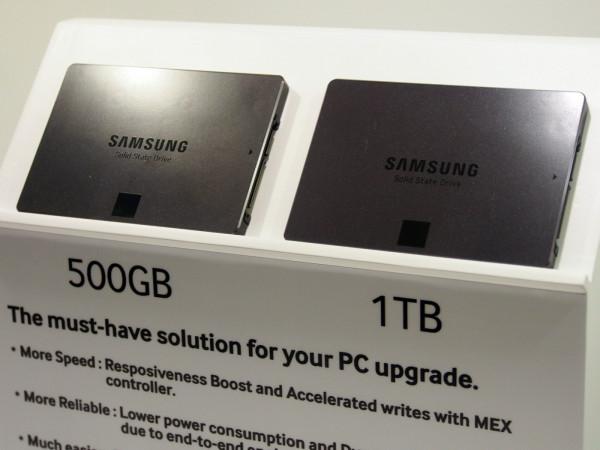 Samsung dirige su mirada hacia el almacenamiento