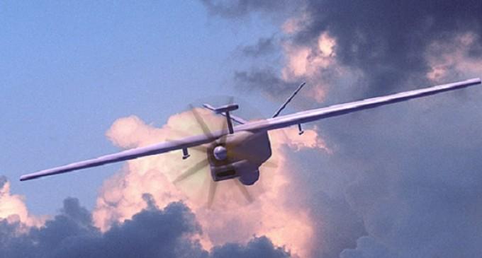 Atlante, vehículo aéreo no tripulado, fruto de la tecnología de simulación
