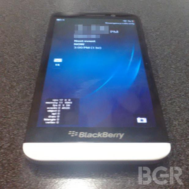 Filtradas imágenes de los últimos modelos de BlackBerry