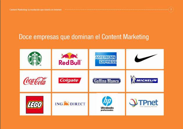 Todo lo que necesitas saber sobre Content Marketing en tu mano