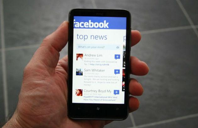 Los ingresos por dispositivos móviles le dan a Facebook el empujón que le faltaba
