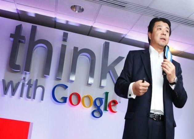 El responsable de Google en China deja la compañía
