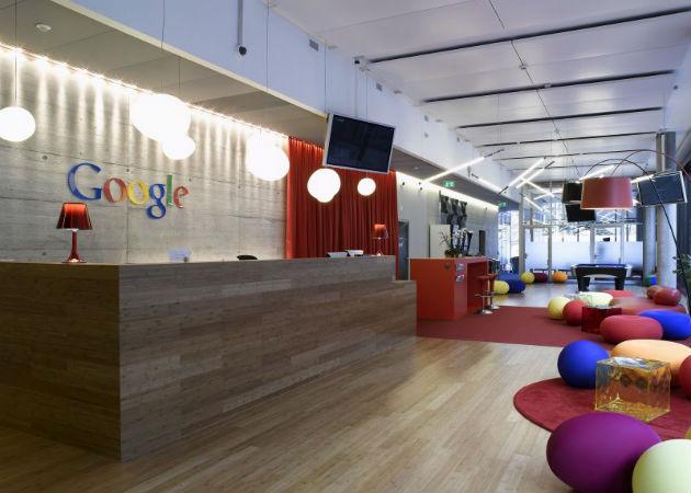 Primeras imágenes de la nueva sede de Google en Londres