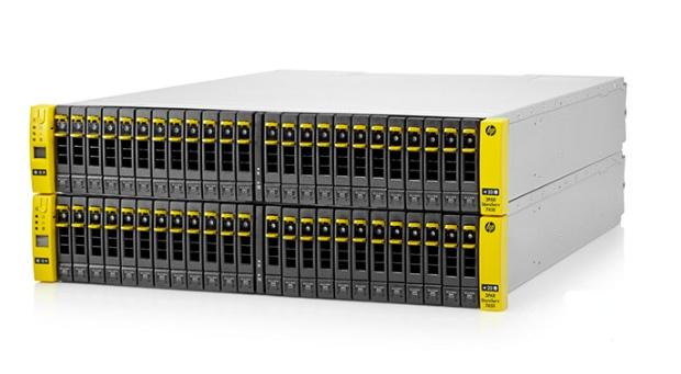 HP da un paso más en el almacenamiento definido por software