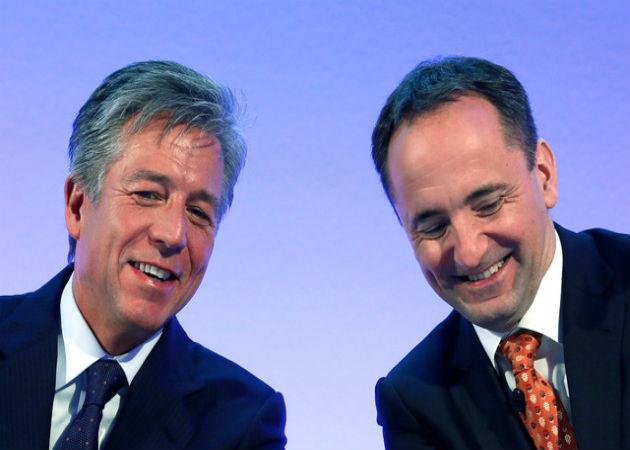 Bill McDermott se convierte en el único CEO de SAP