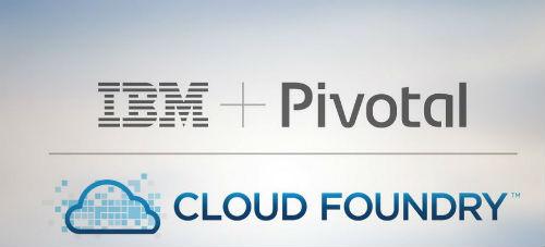 IBM se alía con pivotal