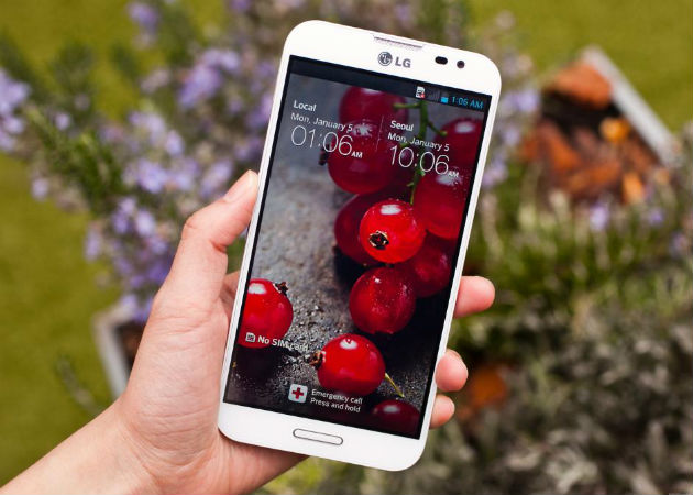 LG bate récords en los envíos de sus smartphones