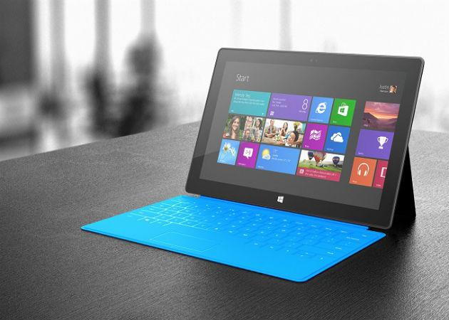 La Surface RT de Microsoft baja de precio