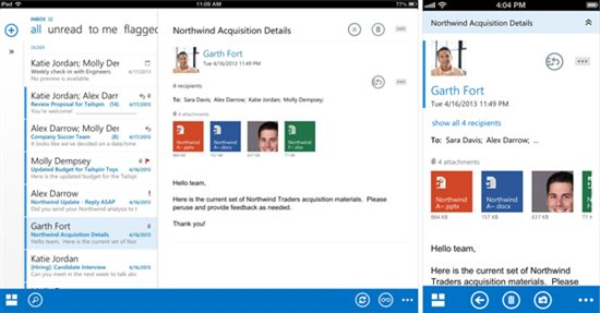 Microsoft lanza la app oficial de Outlook para iOS
