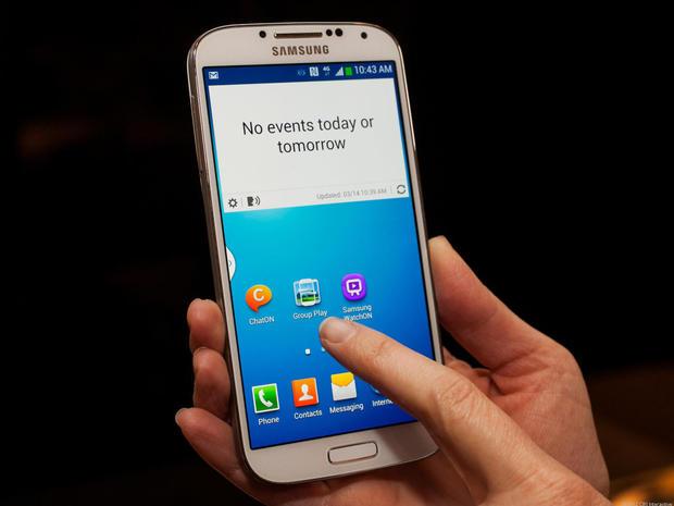 Cuota del mercado de smartphone IDC