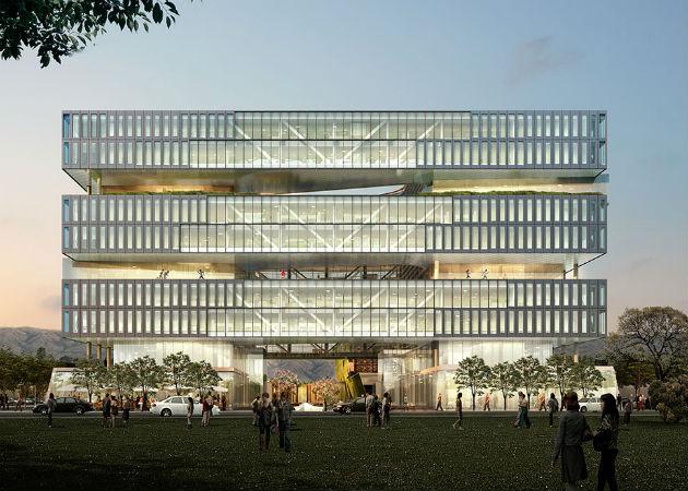Os mostramos las nuevas oficinas de Samsung en Silicon Valley