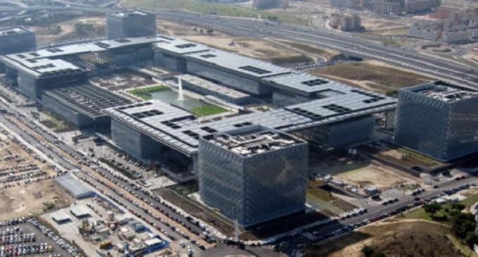 La Comisión Europea registra la sede de Telefónica y otras telecos