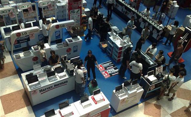 La venta de PC en España continúa su caída libre – Selección Tpnet