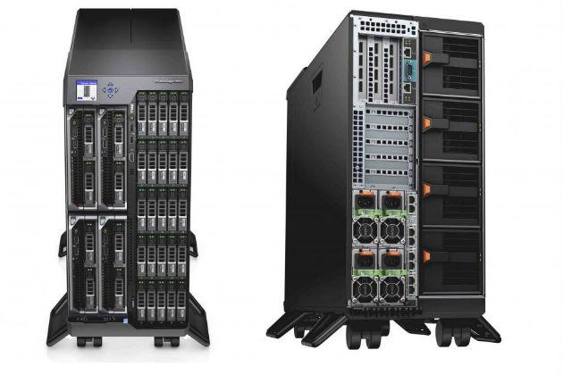 Dell lanza PowerEdge VRTX, la primera solución convergente diseñada específicamente para oficinas y pequeñas empresas