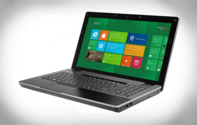 Bajada en la venta de PC con Windows 8