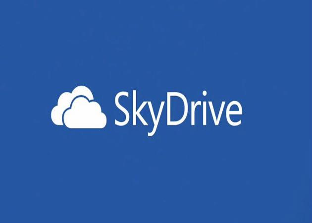 SkyDrive se actualiza con nuevas mejoras
