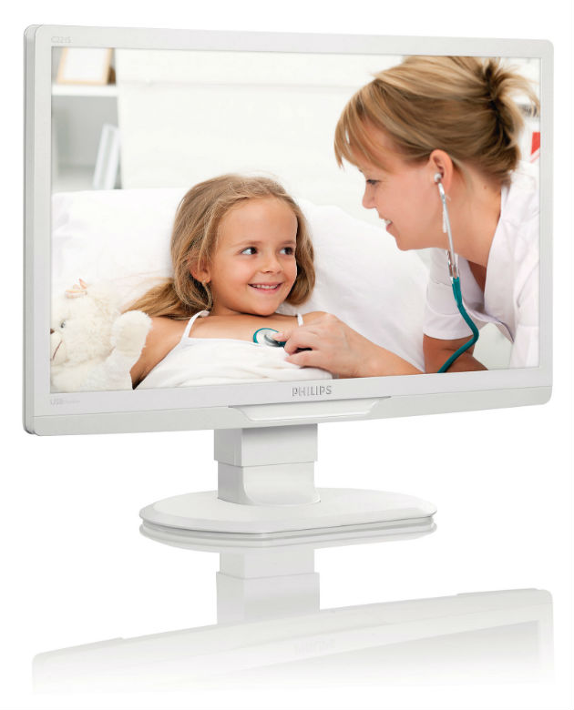 Philips Clinical Review LCD Displays