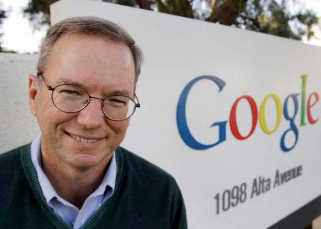 Eric Schmidt afirma que Google no ha robado a Oracle