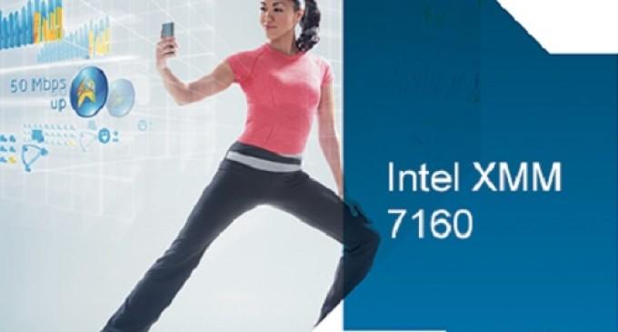 El nuevo chip de Intel, XMM 7160, llegará a finales de mes
