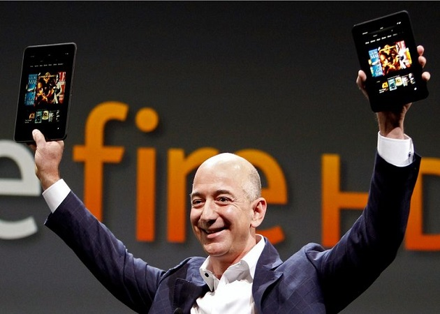 Jeff Bezos compra The Washington Post por 250 millones de dólares