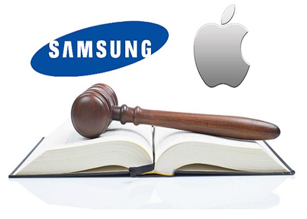 Se anula el juicio entre Samsung y Apple por la patente 381