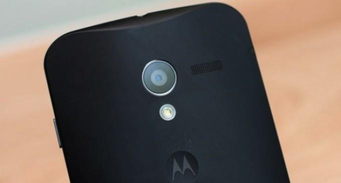 La fabricación de Google Moto X costaría 221 dólares