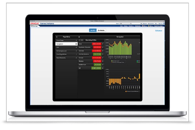 Oracle BI Mobile App Designer,